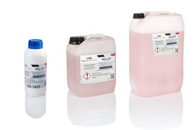SCL-212 Elektrolyt (milde Version)