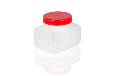 Flüssigkeitsbehälter - Roter Deckel